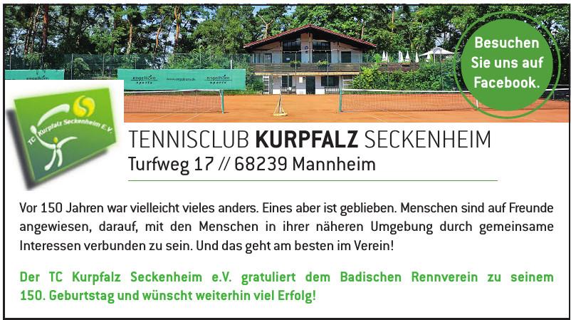 TC Kurpfalz Seckenheim e.V