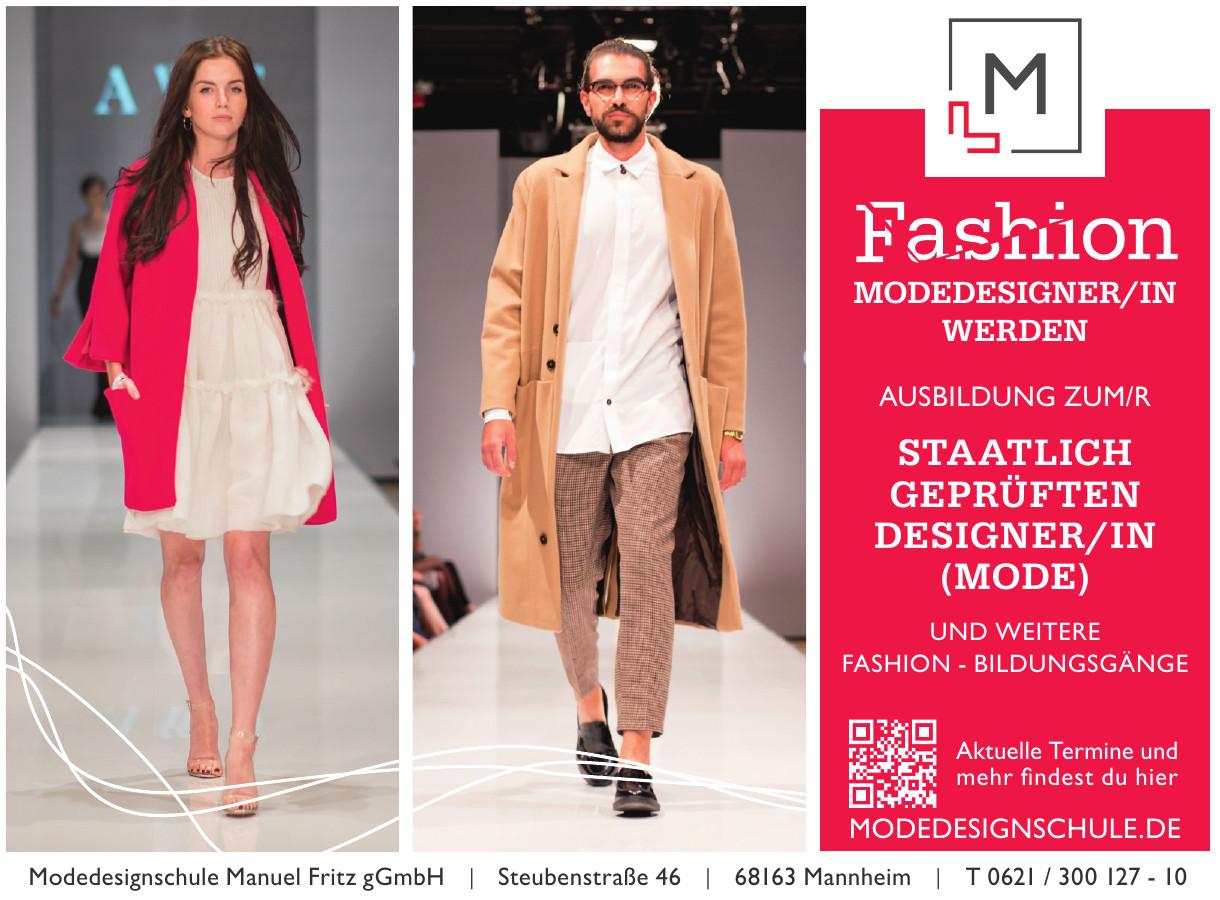 Modedesignschule Manuel Fritz gGmbH