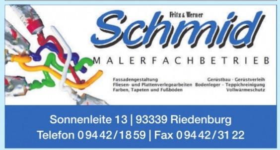 Fritz & Werner Schmidt Malerfachbetrieb