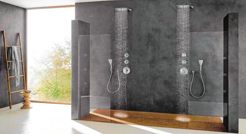 Im Neubau oder nach Renovierungen werden im Badezimmer inzwischen oft bodengleiche Duschen eingebaut.