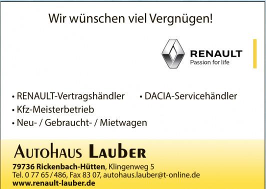 Autohaus Lauber