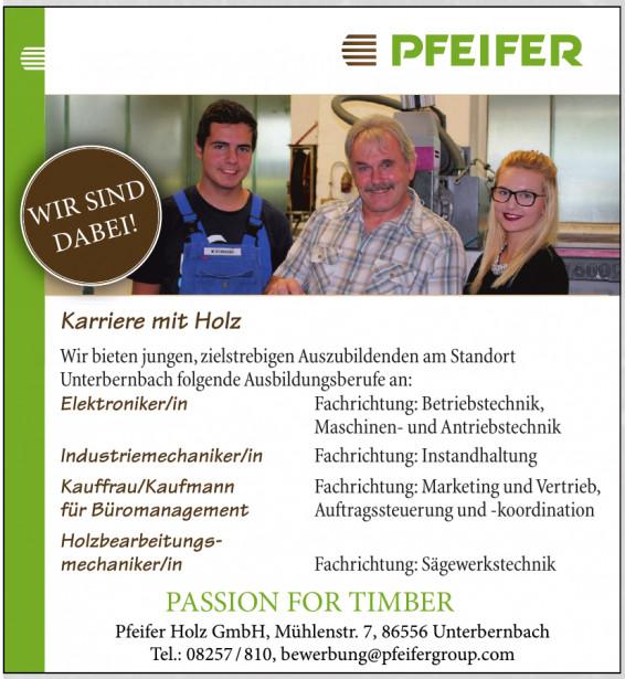 Pfeifer Holz GmbH