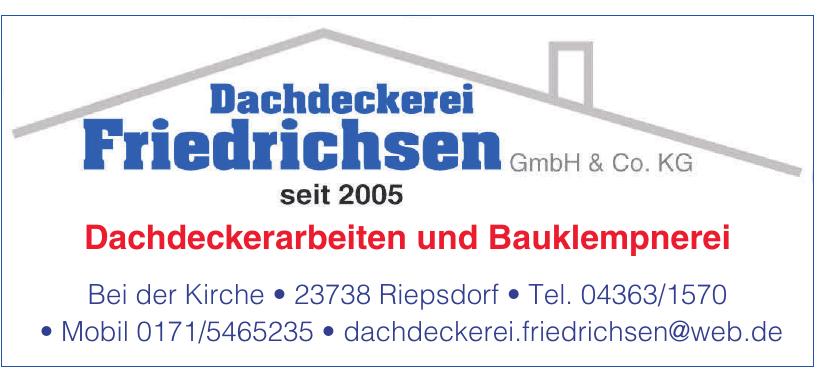 Dachdeckerei Friedrichsen GmbH & Co. KG