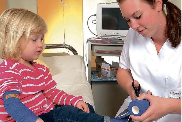 Im Städtischen Krankenhaus wird großen Wert daraufgelegt, dass sich die Beschäftigten als Angestellte wohlfühlen. FOTO: HFR