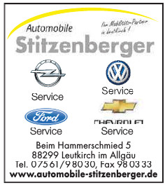 Automobile Stitzenberger