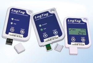 Temperaturlogger mit integriertem USB Image 1