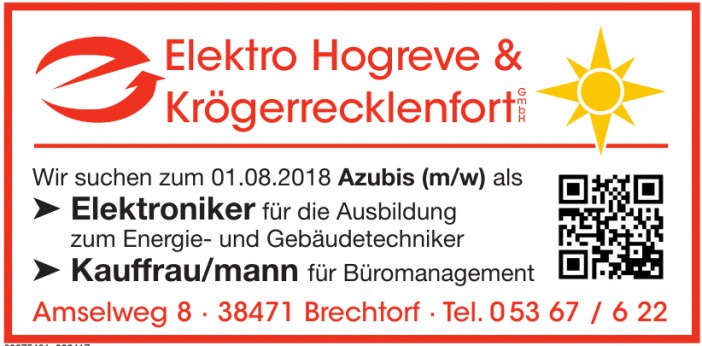 Elektro Hogreve & Krögerrecklenfort GmbH