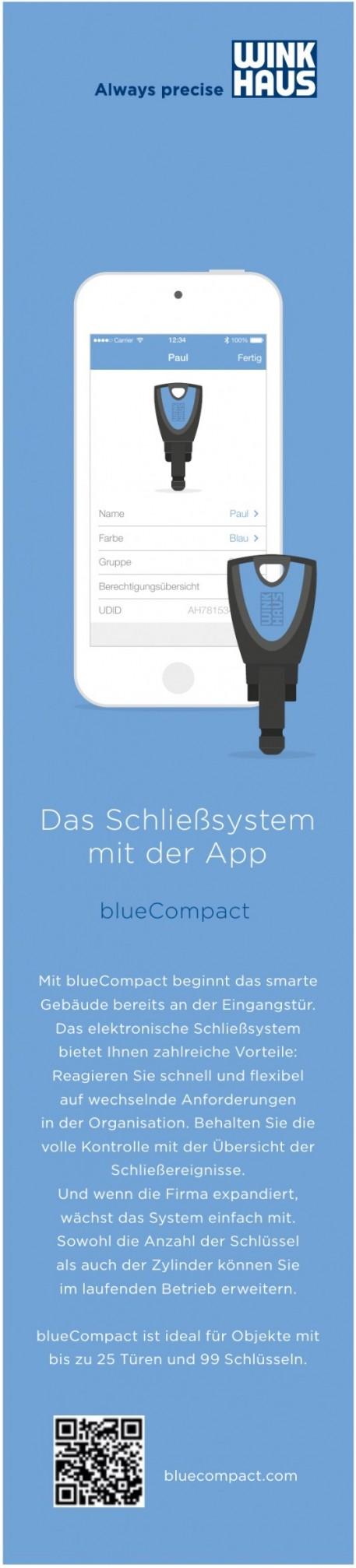 Wink Haus - blueCompact
