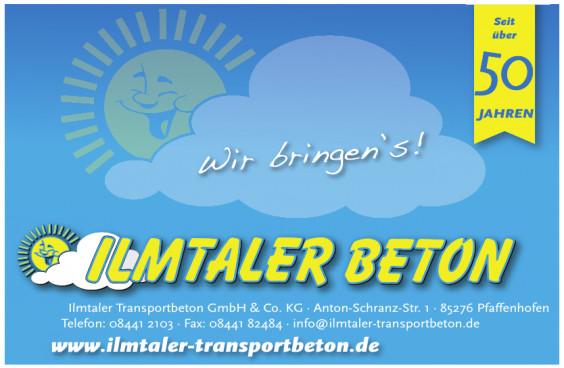 Ilmtaler Transportbeton GmbH & Co. KG