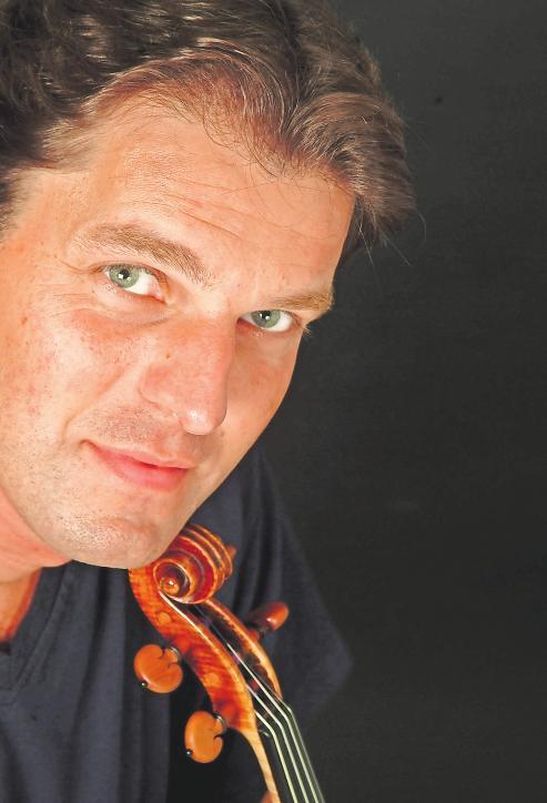 Frank-Michael Erben, 1. Konzertmeister des Gewandhausorchesters