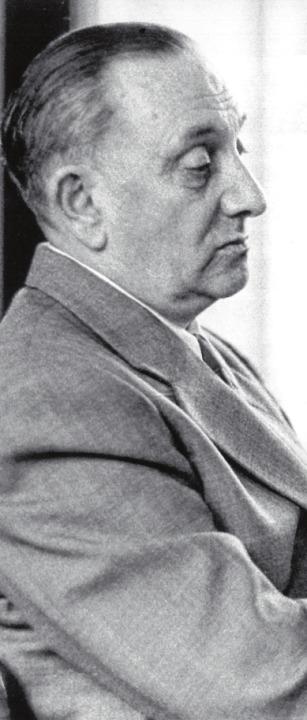 """Der Komponist von """"Ball im Savoy"""" im Mai 1960. PICTURE-ALLIANCE/ DPA/HEROLD"""