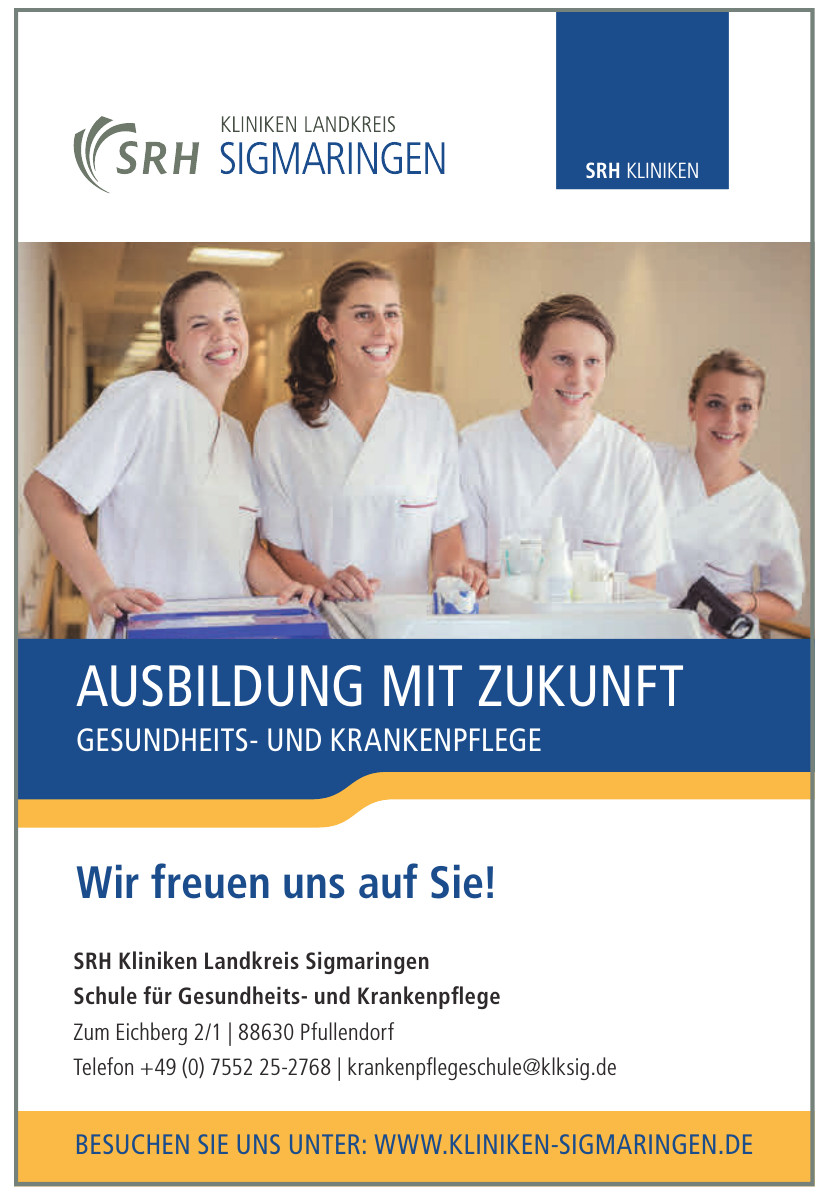 SRH Krankenhaus Sigmaringen I Chest Pain Unit
