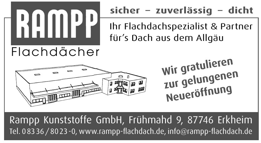 Rampp Kunststoffe GmbH
