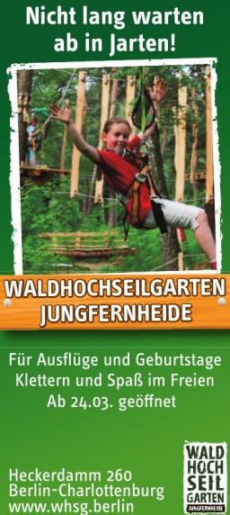 Wald-Hoch-Seil Garten
