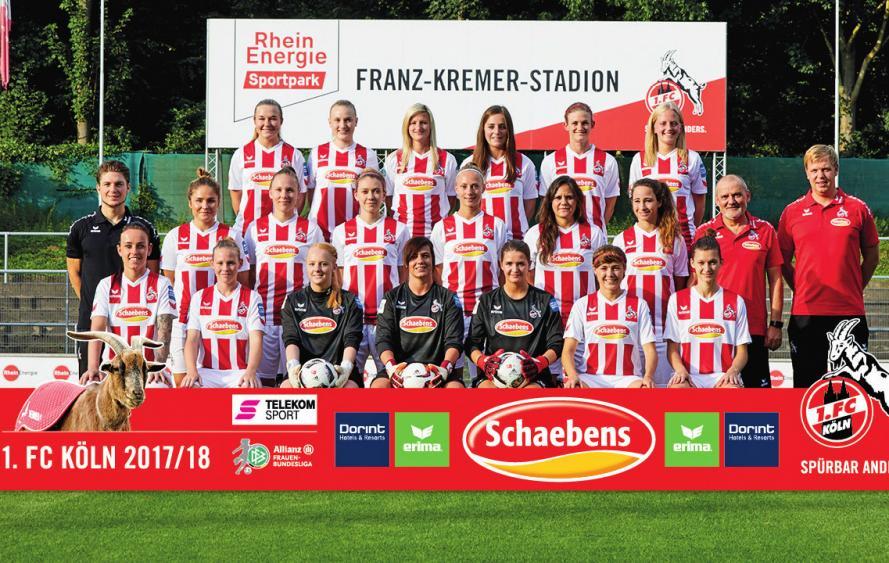 Foto: 1. FC Köln