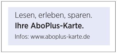 AboPlus-Karte