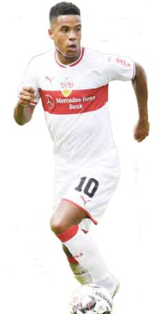 Daniel Didavi spielte bereits von 2012 bis 2016 beim VfB in der ersten und zweiten Mannschaft, absolvierte für die Profis 70 Pflichtspiele und erzielte dabei 19 Tore.