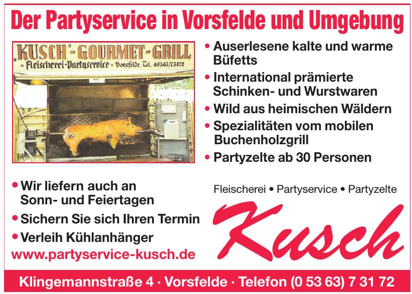 Partyservice Kusch