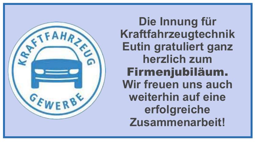 Innung für Kraftfahrzeugtechnik Eutin