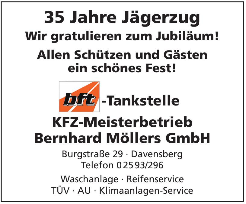 KFZ-Meisterbetrieb Bernhard Möllers GmbH