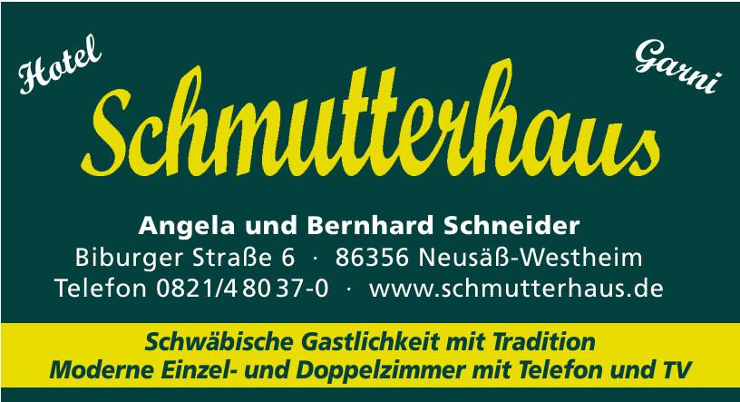 Hotel Garni Schmutterhaus Angela und Bernhard Schneider