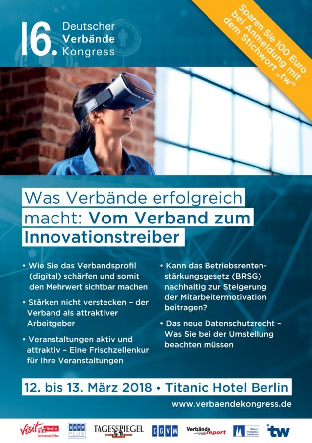 16. Deutscher Verbändekongress