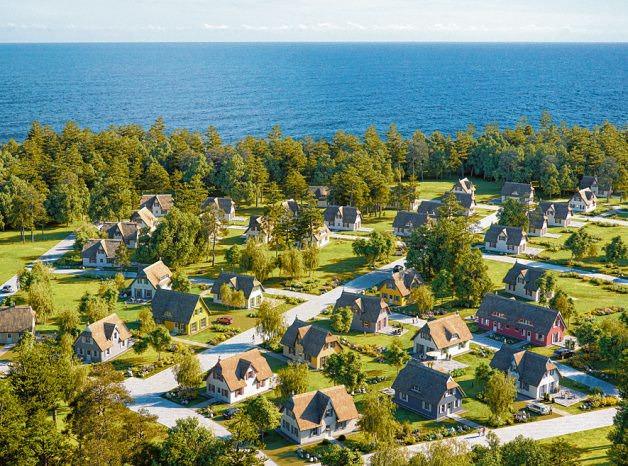In Zirchow entstehen 15 Reetdachhäuser in Meernähe BONAVA