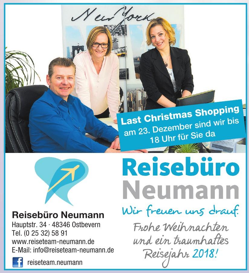 Reisebüro Neumann
