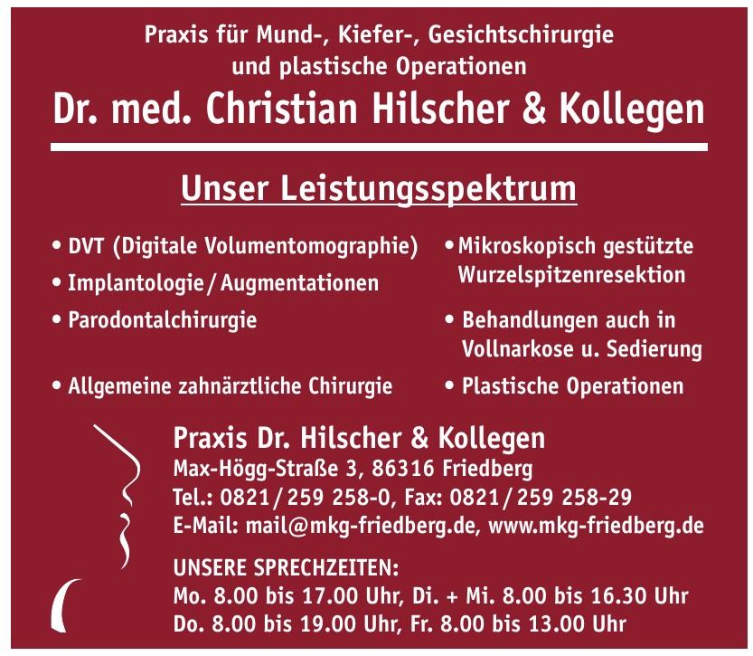 Praxis Dr. Hilscher & Kollegen