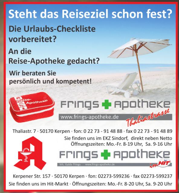Frings Apotheke