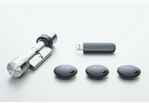 Der traditionelle Schlüssel weicht dem komfortablen digitalen Transponder, einer PIN-Code-Tastatur oder dem Smartphone – und statt mechanischer Zylinder gibt es jetzt einen digitalen Doppelknaufzylinder