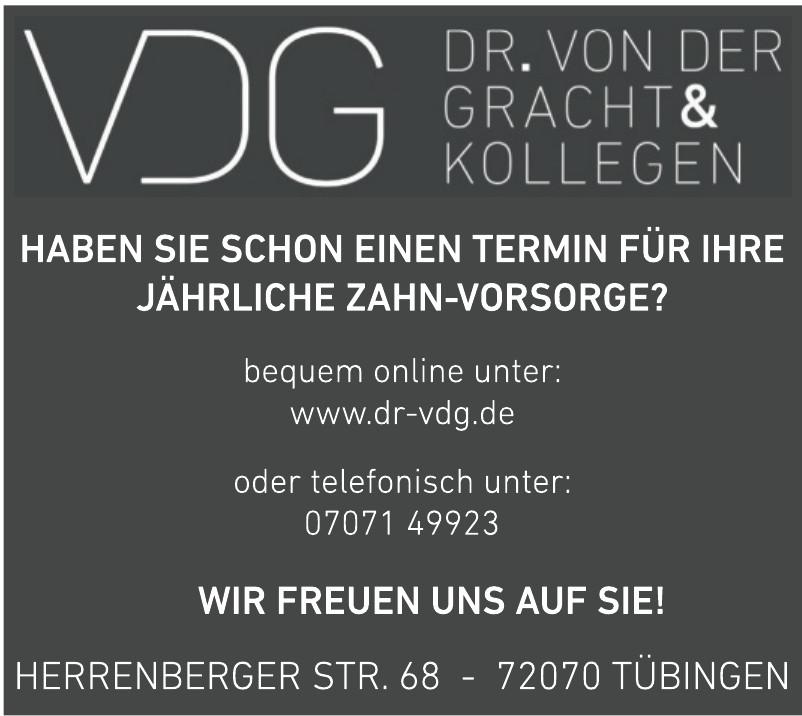 Dr. Von der Gracht & Kollegen