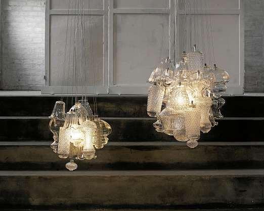 Ceraunavolta der Firma Karman ist nur eine von vielen Leuchtenhighlights bei Licht.Norkeweit. FOTO: HFR