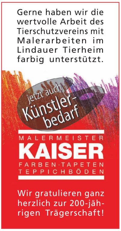 Malermeister Kaiser