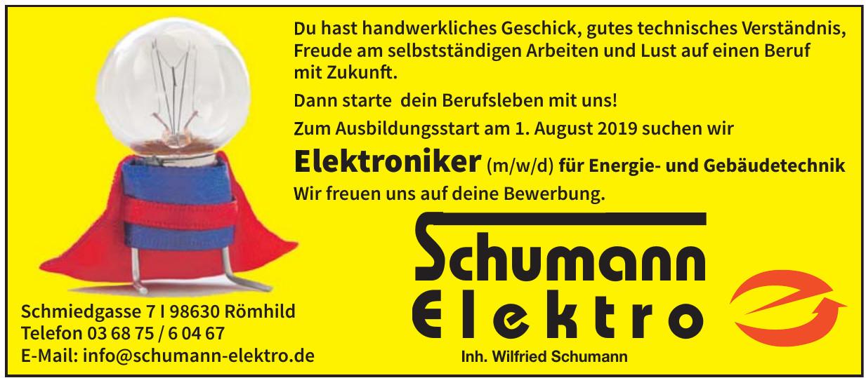 Schumann Elektro
