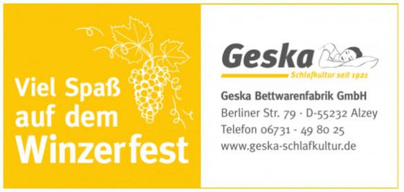 Geska Bettwarenfabrik GmbH
