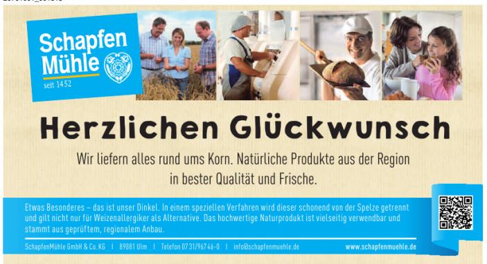 Schapfen Mühle GmbH & Co. KG