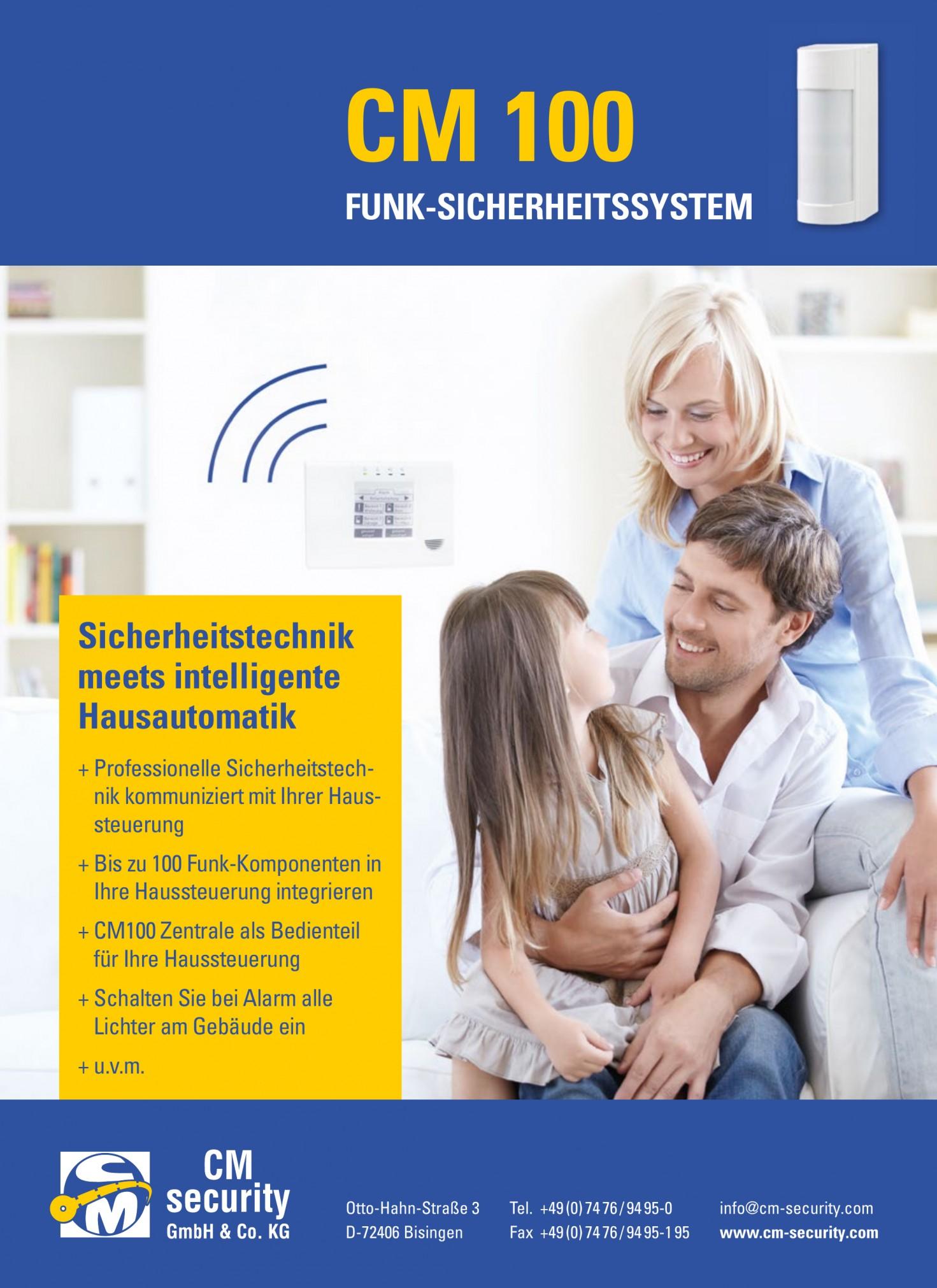 CM Security GmbH & Co. KG