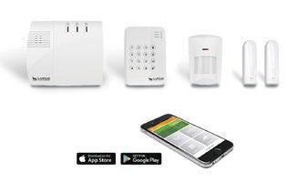 Lupusec von Lupus-Electronics integriert Gefahrenmeldung, Smart Home und Video in einem System. Über 60 weitere Zubehörartikel sind erhältlich.