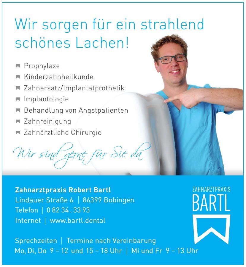 Zahnarztpraxis Robert Bartl