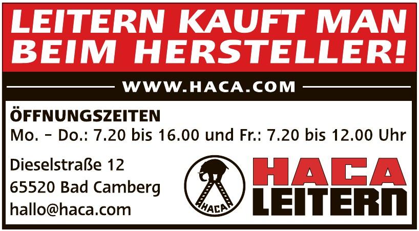 HACA Leitern