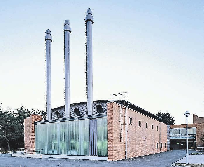 Das Krematorium in Hannover-Lahe wird seit gut 22 Jahren von der Feuerbestattungsgesellschaft Hannover Niedersachsen (FGB) betrieben. Foto: FGB