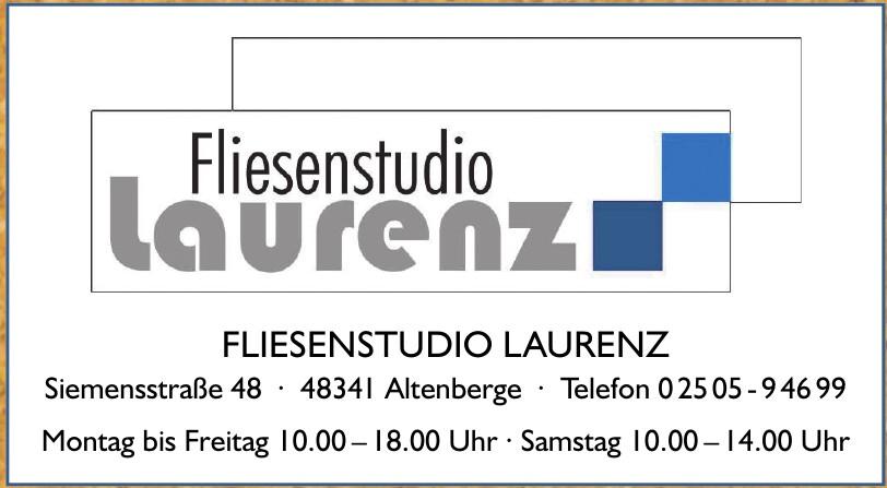 Fliesenstudio Laurenz
