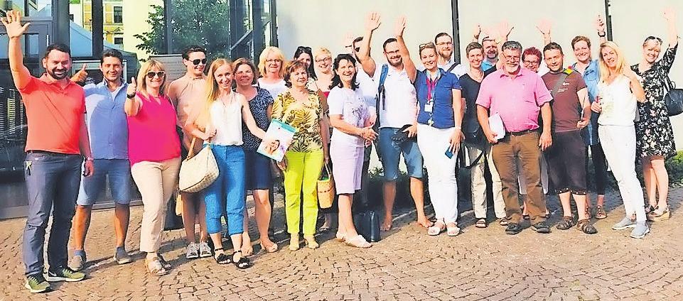 Das Netzwerk für mehr ganzheitliche Gesundheit freut sich auf zahlreiche Besucherinnen zum Frauengesundheitstag. Foto: privat