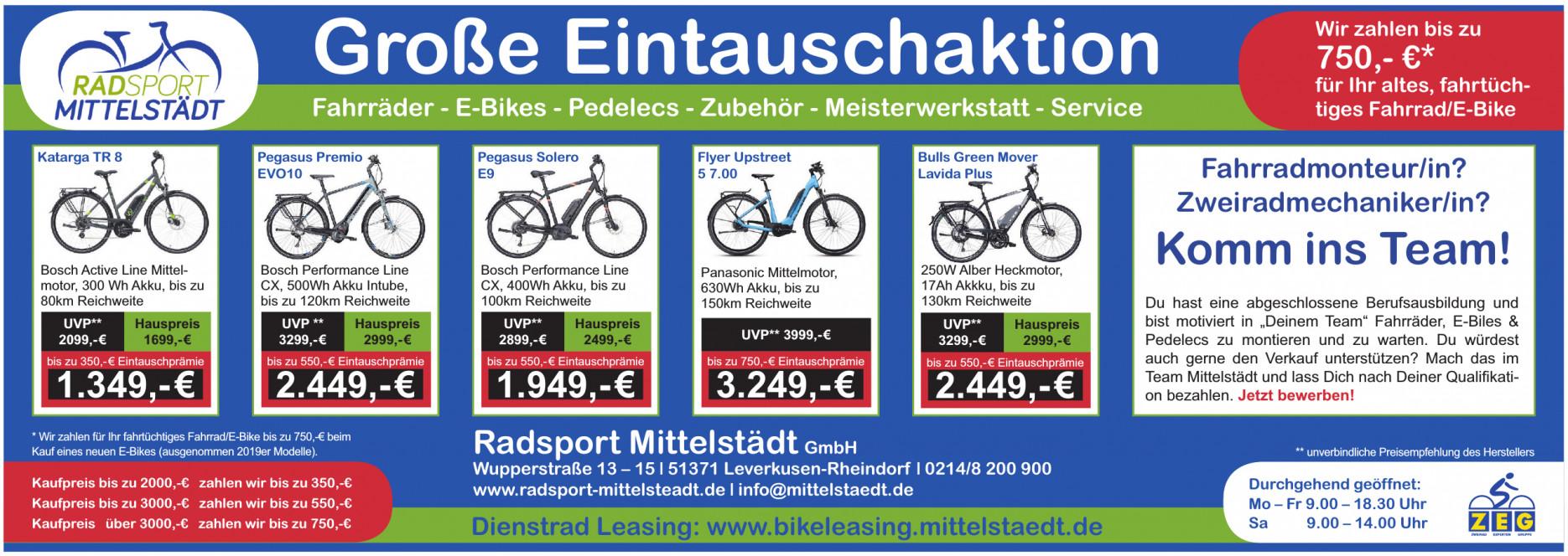 Radsport Mittelstädt GmbH