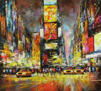 """""""New York"""" von Christian Henze"""