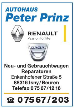 Autohaus Peter Prinz