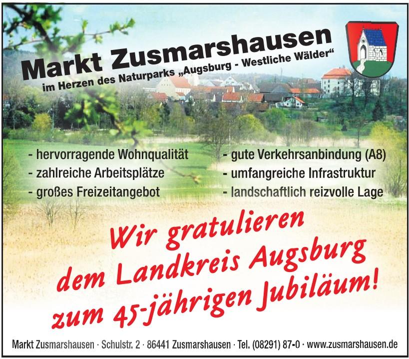 Markt Zusmarshausen