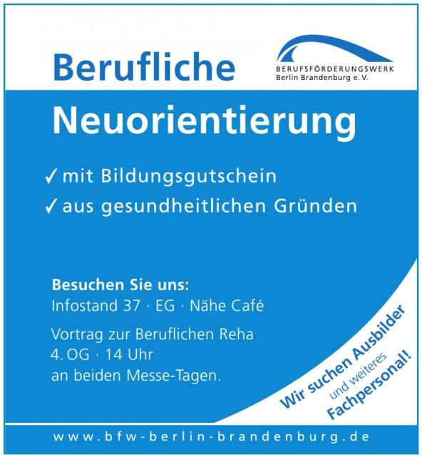 Berufsförderungswerk Berlin Brandenburg e.V.