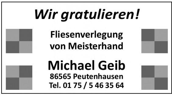 Michael Geib